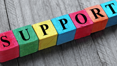 Finding support as a teen mom