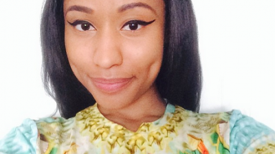 Get Nicki Minaj's new natural look
