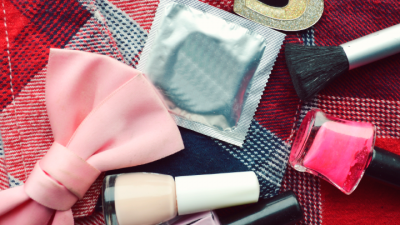 Why you - not just your man - should carry condoms