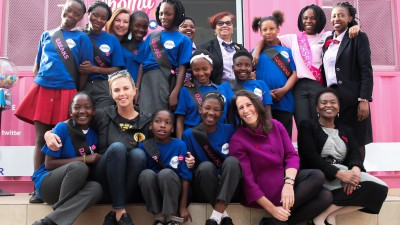 Our youth will be the generation to end AIDS, says Charlize Theron