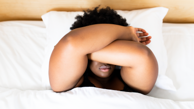 What causes pain during and after sex